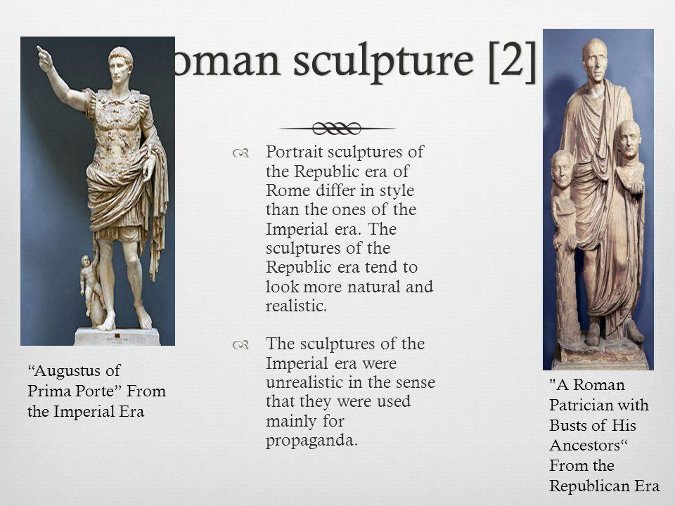 Roman sculpture [2]